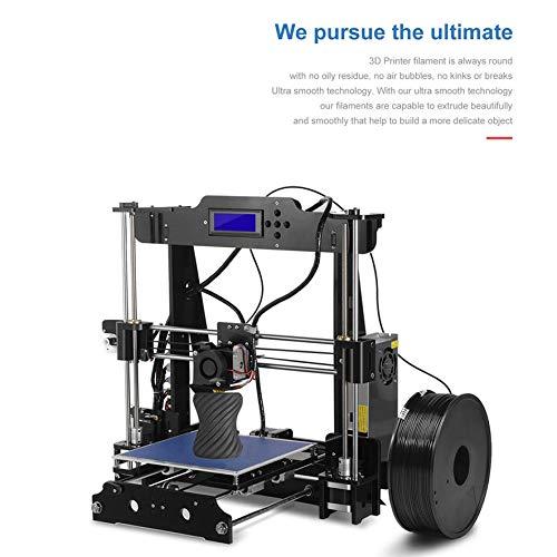 RoadRoma 1.75 mm ABS + Filamento de Impresora 3D Baja contracción ...