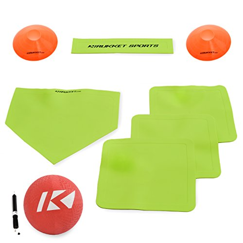 Fitness Factor Kickball with Airpump