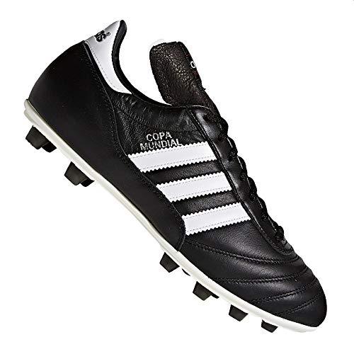 adidas Uomo 015110 Copa Mundial Scarpe da Calcio Nero, 43 1/3