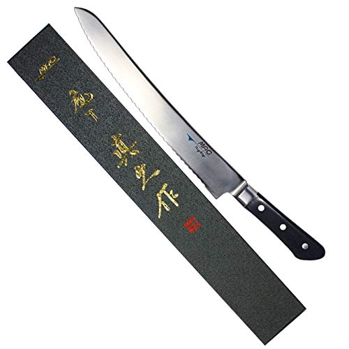 MSB-105 Professional Series 10½' Bread/Roast Slicer Molybdenum steel/Made Japan