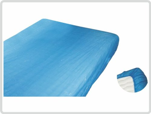Matratzen-Schutzbezug, Matratzenschoner, blaue Folie *Top-Qualität zum Top-Preis*