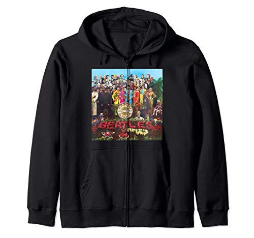 The Beatles SGT Peppers Album Zip Hoodie