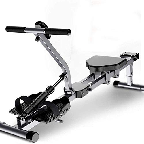 Lowest Price! Rowing Machine Foldable,Rowing Machine with LCD Monitor for Home Use Adjustable Resist...