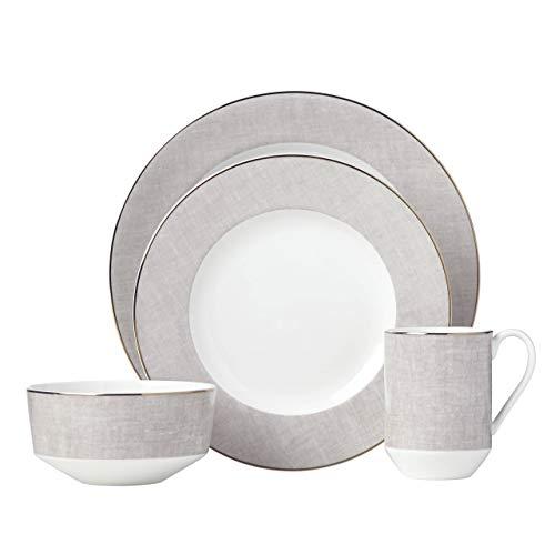 Kate Spade New York Savannah Street 4 Piece dinnerware Set