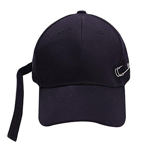 Saicowordist KPOP EXO Mack Barry Band Broche Baseball Cap Logo-print Sportieve stijl Zonnescherm Hoed Heet Gift