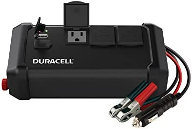 Duracell DRINV400 High Power Tailgate Inverter 400 Watt Peak 320W Continuous 12v DC Input Includes product image