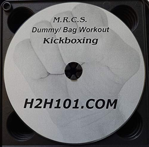 Kalaj Kutter New Kickboxing Learn Muay Thai 8 Limbs Training DVD Bag Work Punch Kick Elbows Knees