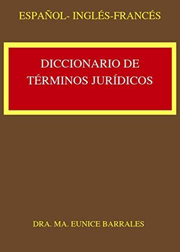 Diccionario de Términos Jurídicos de Español