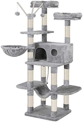 Top 10 Best carpet cat trees and towers Reviews