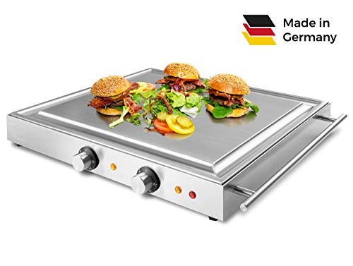 Formitable Edelgrill M3000 Emotion, TEPPANyaki, Elektrogrill, Tischgrill, 3000 Watt