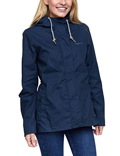 mazine - Damen - Jacke 'Kimberley Jacket' - Streetwear Sommer Design - Navy - L