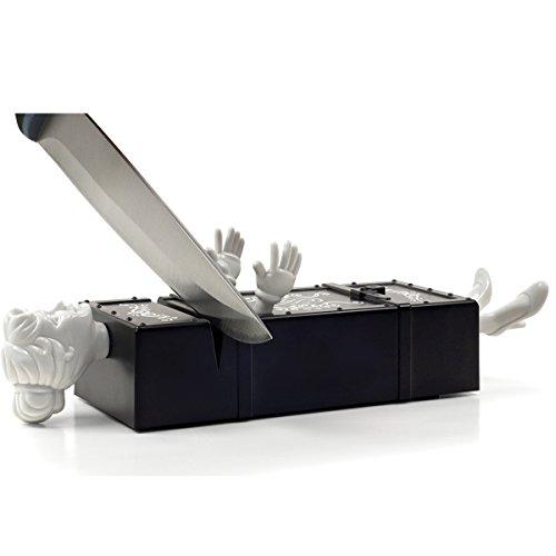 FRED FR1379 Nero affilatore per coltelli