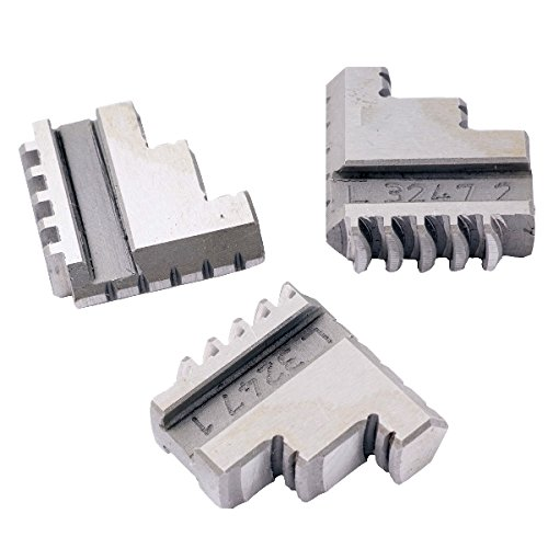 Review Of HHIP 3900-4744 3 Piece Steel Internal Hard Jaw Set for 5 3-Jaw K11 125 Lathe Chuck