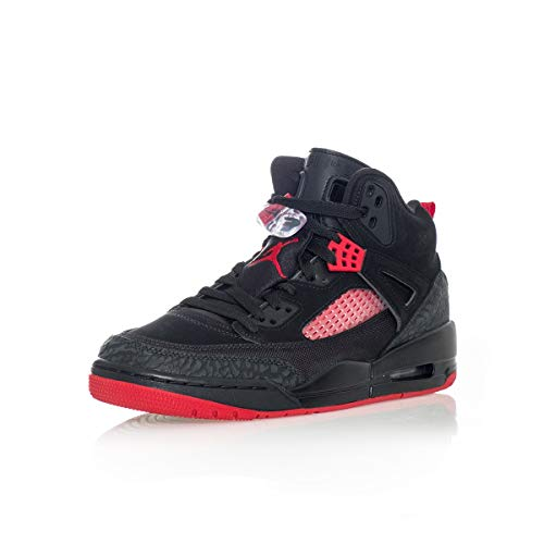 Nike Jordan Spizike, Zapatillas de Deporte Hombre, Multicolor (Black/Gym Red/Anthracite 006), 49.5 EU