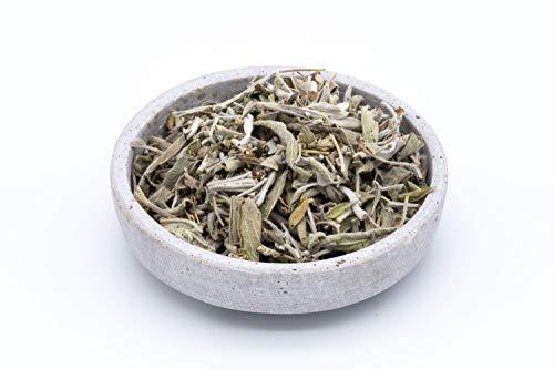 Bio Fairtrade Salbeiblätter– 500g – Ganze Blätter – Ideal für Salbeitee – Im Schatten getrocknet – Aus Usbekistan