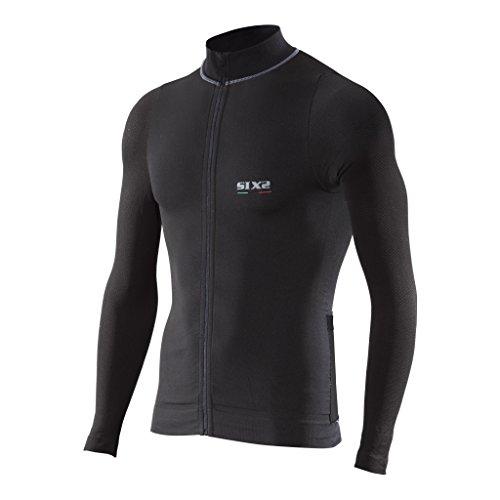 BIKE4 - langarm shirt langer Reißverschluss