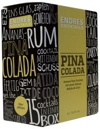 Cocktail Pina Colada 3 Liter