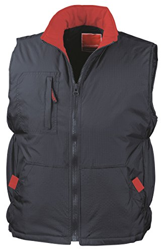 Result Gilet coupe-vent Ripstop - bleu - XX-Large