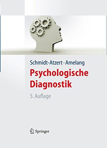 Psychologische Diagnostik (Springer-Lehrbuch)