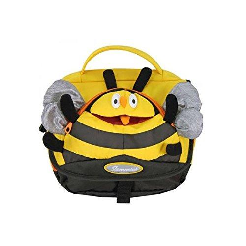 Samsonite Valigia per bambini, Bee (Giallo) - 21811-001-2439_unica