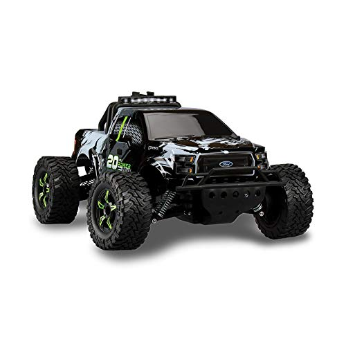 Kid Galaxy Ford F150 R/C 20V Power Drive Truck - 30MPH + w/ Camera Mount