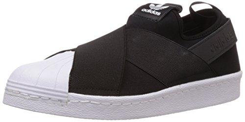 Adidas Superstar Slip On Damen Sneaker Schwarz, Black, *