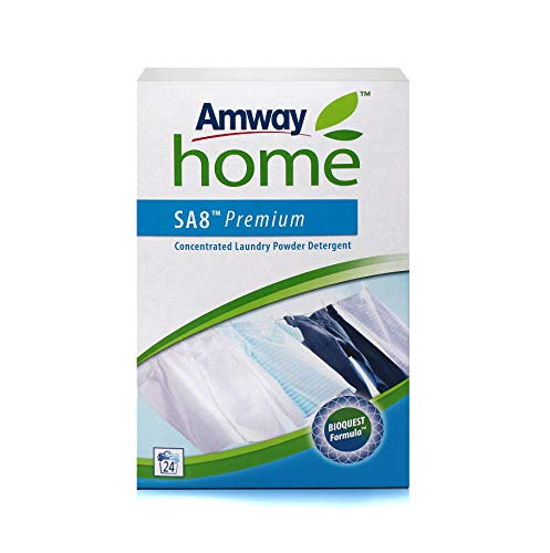 Premium Konzentriertes Vollwaschmittel SA8™ - Premium Concentrated Laundry Powder Detergent - 1 kg - Amway - (Art.-Nr.: 109848)