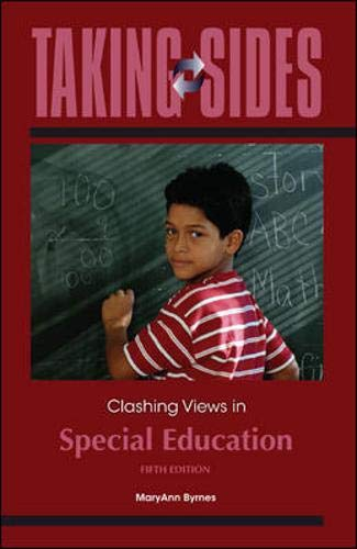 Taking Sides: Clashing Views in Special Education