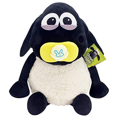 Shaun the Sheep Baby Timmy Peluche Grande 45cm Originale Vita da Pecora Plush Soft Toy