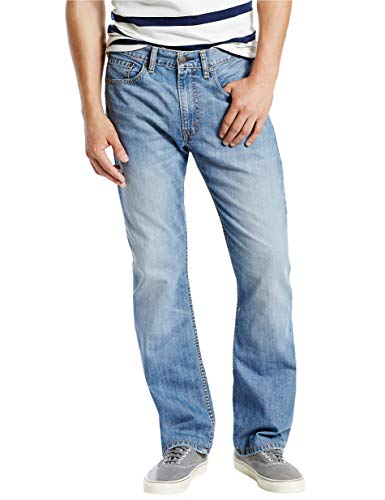 Levi's 00505-1087 Jeans para Hombre 33×32 Cabana