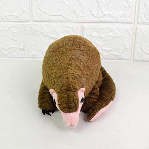 siqi Juguete de Peluche RARA Vida Real Animales de Felpa pangolín muñeca Juguetes decoración Juguetes presentes