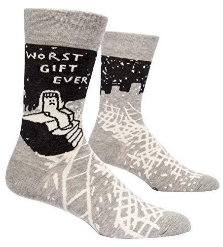 Blue Q Men's Novelty Socks