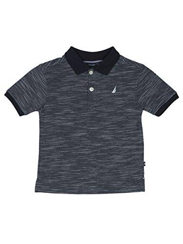 Nautica - Camisa Polo, Varones, Sur Sport Navy