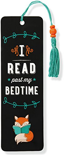 BKMK-I READ PAST MY BEDTIME BE