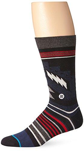 Stance Hawkins Socks Chaussettes Black 42-47