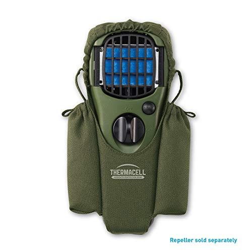 ThermaCELL Handgerät OLIV Camping tragbar Schutz Outdoor Mücken Abwehr