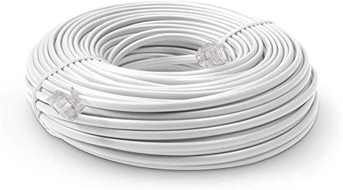 100 feet phone cable - 3