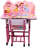 Jigva Kids Study Table and Chair Kids-Learning Activity Desk for Boys and Girls