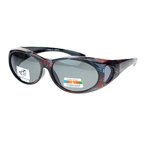 Women's Glare Blocking Polarized Sunglasses
