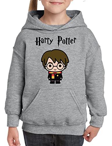 Sudadera de NIÑOS Harry Potter Harry Potter Slytherin Hogwarts Gryffindor 023 12-13 Años