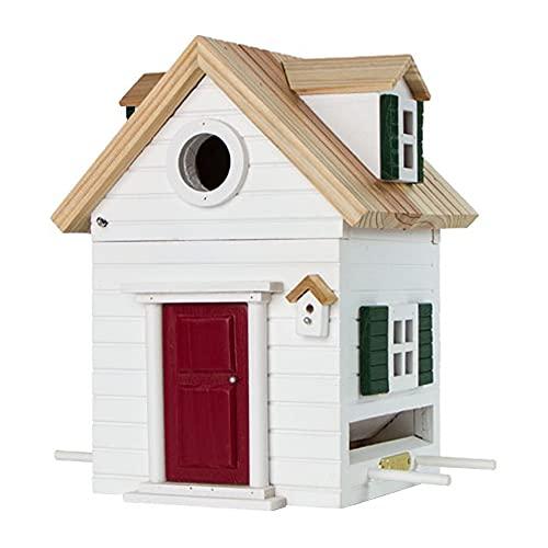 Wildlife Garden - Multiholk - Vogelhaus - Futterhaus - New Englland - Maße: 18,4 x 19,4 x 24,7 cm