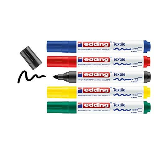 edding -   4500 Textilmarker -