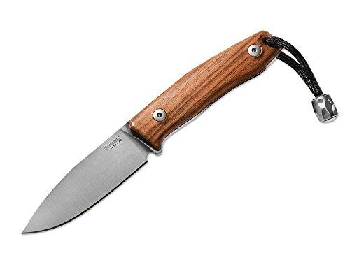 Lion Steel M1 Santos Couteau de vélo Marron 7,4 cm