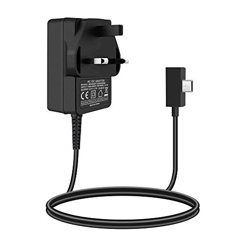 Surface 3 Charger, aifulo 13W 5.2V/2.5A AC Power Adapter Supply Compatible with Surface 3, Model 1623 1624 1645 Tablet