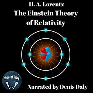 The Einstein Theory of Relativity cover art
