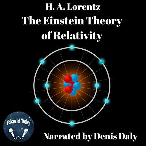 The Einstein Theory of Relativity Titelbild