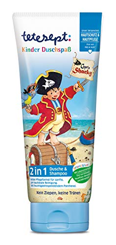 Tetesept kinderen Capt'n Sharky 1 x 200 ml