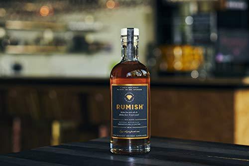 ISH Spirits RumISH alkoholfreier Rum – 500ml - Premium Spirituose mit weniger als 0,5% Alkohol und vollem Rum-Geschmack, aus natürlichen Pflanzen, perfekt für alkoholfreie Cocktails und Longdrinks - 4
