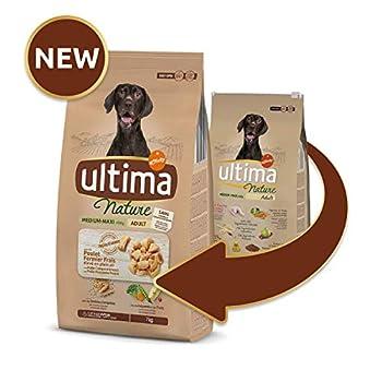 Ultima Nature Nourriture pour Chiens Medium-Maxi avec Poulet – 7 kg