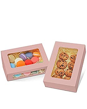 Best pink cookie boxes Reviews